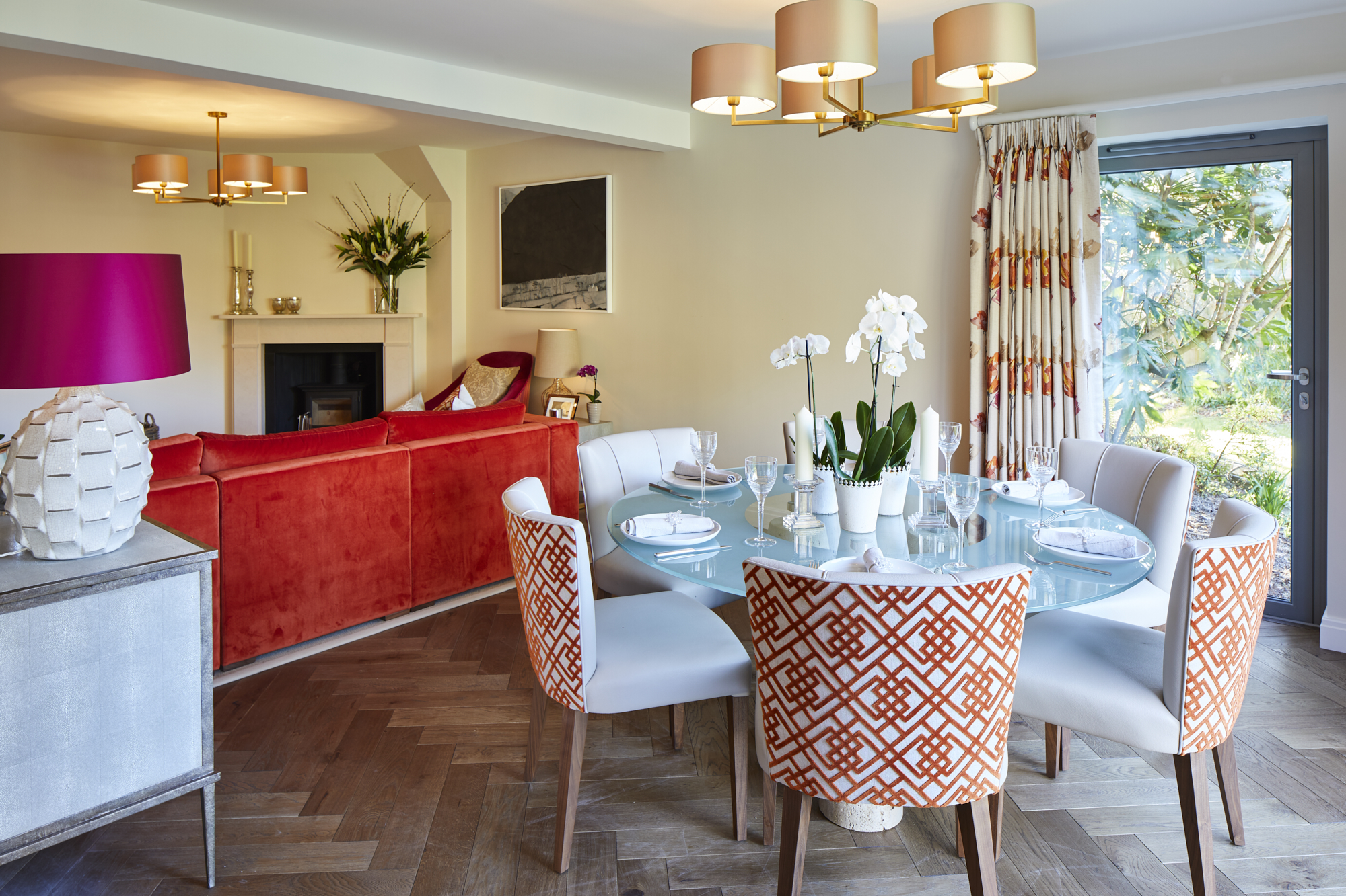 Ann Gibbons Interior Design, New Milton, Hampshire