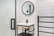 Richmond Green, basement guest bathroom